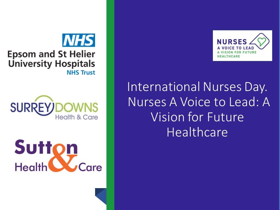 International Nurses Day logos